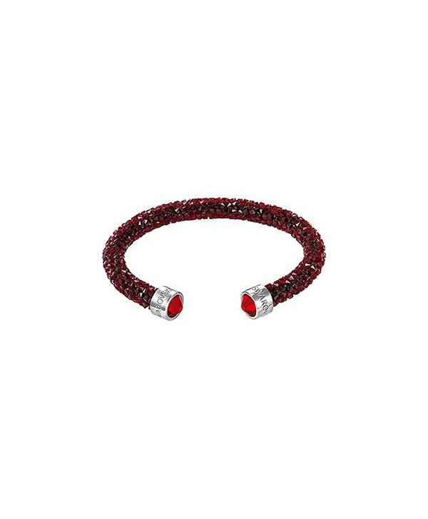 Crystaldust Bracciale rigido, Red 5255904