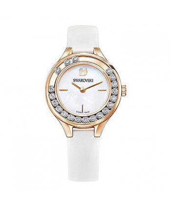 Orologio Lovely Crystals Mini Bianco 5242904