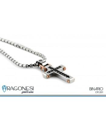 Croce Uomo Binario CR0101
