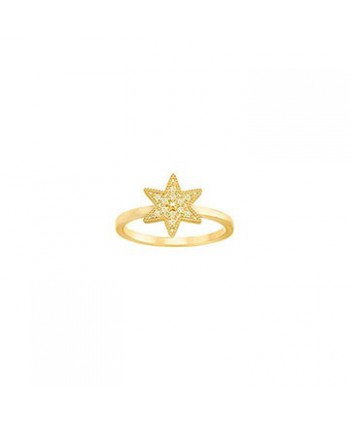 Anello Field Star, Tono dorato 5284089