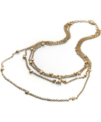 Collana Donna 4US Classic 4UCL1634W