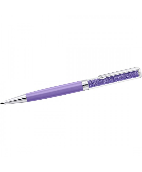 PENNA A SFERA CRYSTALLINE, PURPLE 5351076