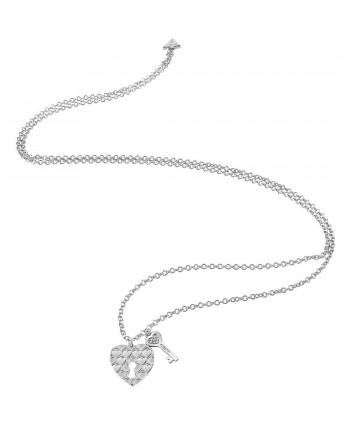 Collana Donna Love Keys UBN83072
