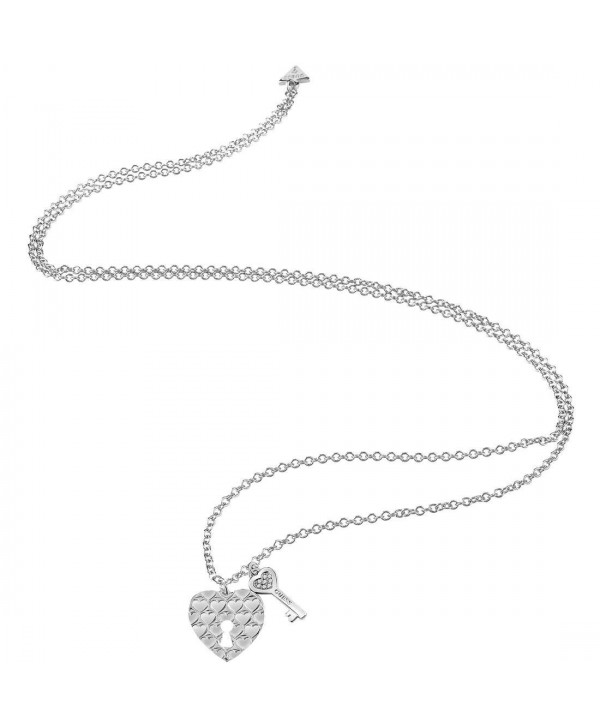 Collana Donna Love Keys UBN83072