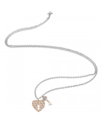 Collana Donna Love Keys UBN83074