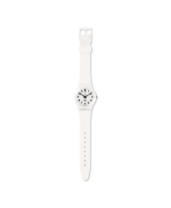 Orologio Swatch JUST WHITE SOFT