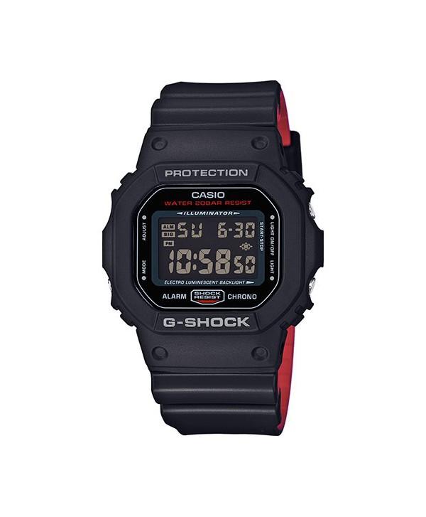 Orologio Uomo G-Shock Classic DW-5600HR-1ER