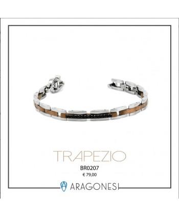 Bracciale Uomo Trapezio BR0207