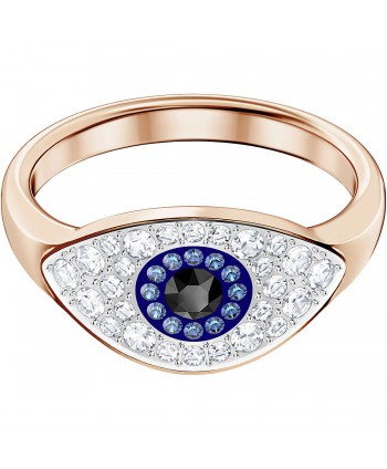 Anello Donna Swarovski Duo Evil Eye 5441193