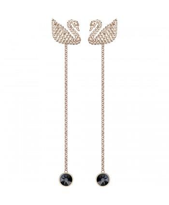 Orecchini Donna Swarovski Iconic Swan 5373164