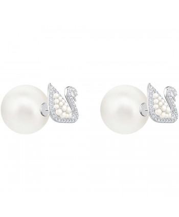 Orecchini Donna Swarovski Iconic Swan 5416591