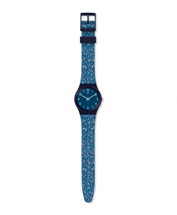 OROLOGIO SWATCH WORLDHOOD TRICO'BLUE