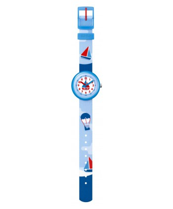 OROLOGIO FLIK FLAK COLOR EXPLOSION SEA FRIENDS FPNP028