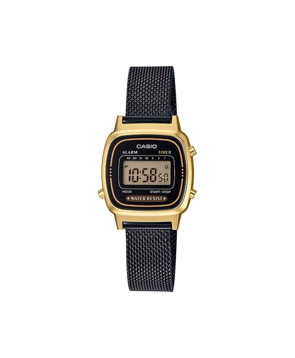 Orologio Donna Casio Vintage oro e nero