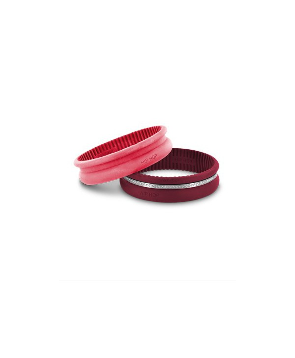 BRACCIALE DONNA HIP HOP COLL  HAPPY RINGS HJ0171