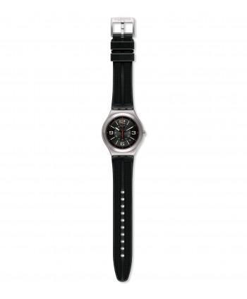 Orologio Swatch BLACK GRID YWS444