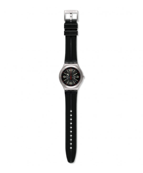 Orologio Swatch BLACK GRID