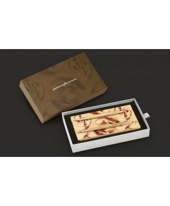 PININFARINA CAMBIANO BOX EXCLUSIVE COLLEZIONE LEONARDO 500TH LIMITED (HANDS) NPKRE01682