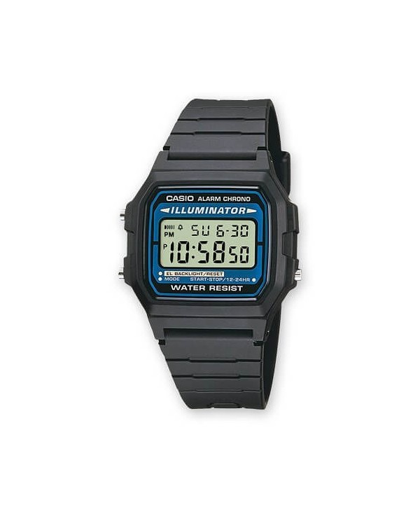 OROLOGIO CASIO COLLECTION UOMO F-105W-1AWYEF