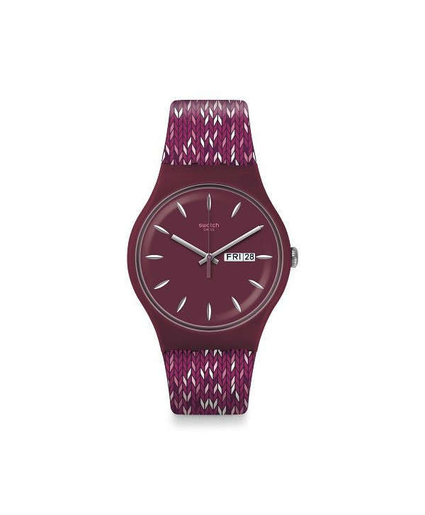 OROLOGIO SWATCH WORLDHOOD TRICO'PURP