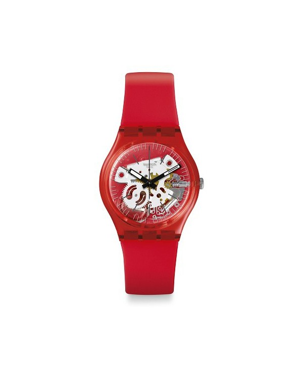 Orologio Swatch ROSSO BIANCO