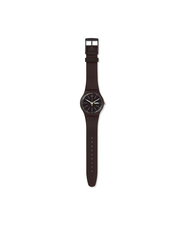 Orologio Swatch BLUE BROWNY