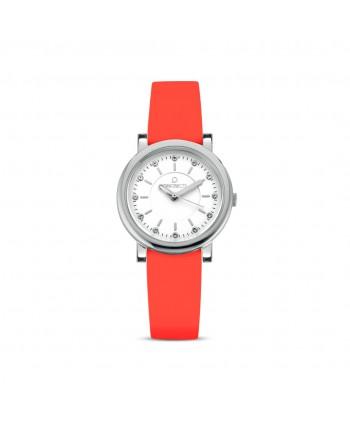 Orologio Ops Posh fluo arancione