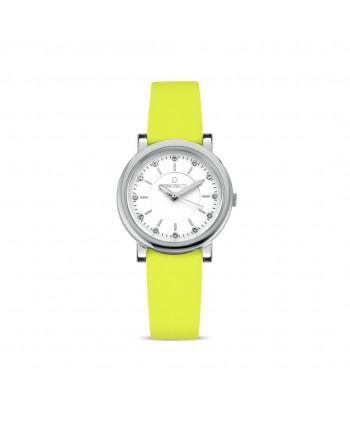 Orologio Ops Posh fluo giallo