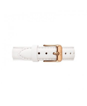 Cinturino Daniel Wellington Classic Petite bianco