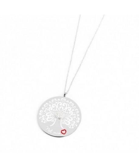 Collana Marlù Albero della vita 50mm