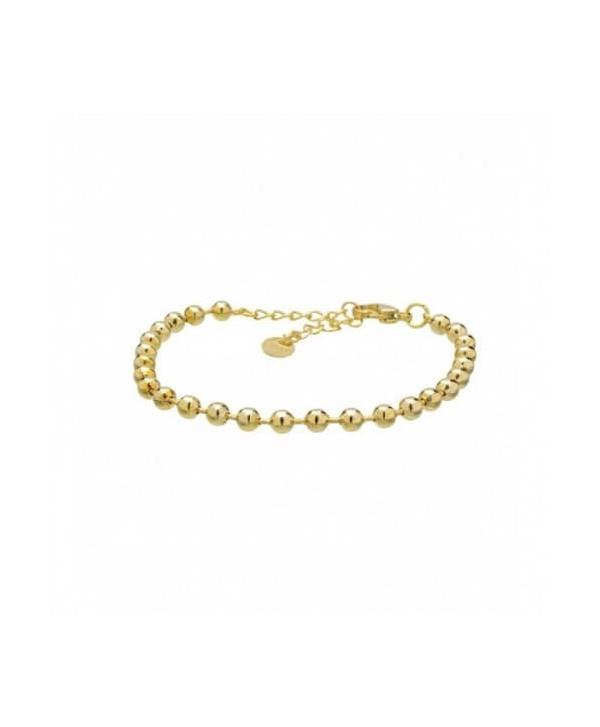 Bracciale con sfere Marlù Basi oro