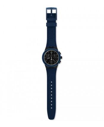 Orologio Swatch X-DISTRICT BLUE