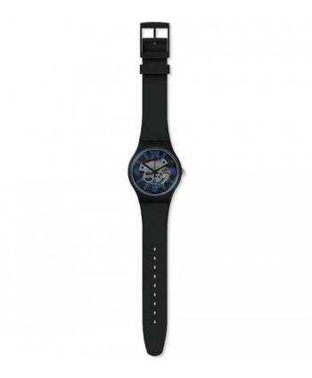 Orologio Swatch BLUEBOOST azzurro