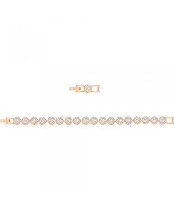 Bracciale Swarovski Angelic oro rosa