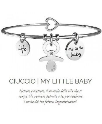 Bracciale Kidult Ciuccio/My little baby 231668