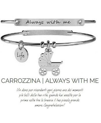 Bracciale Kidult Carrozzina/Always with me 231666