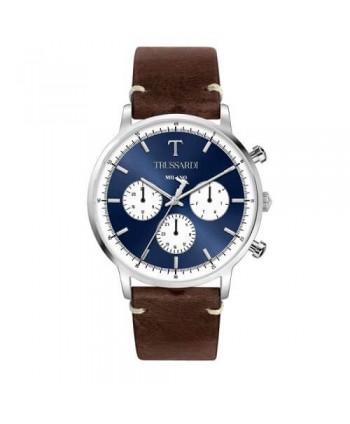 Orologio Trussardi T-Gentleman Marrone/blu