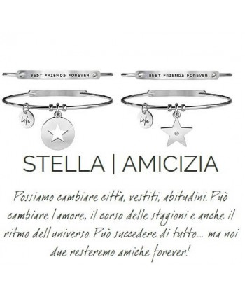 Set Bracciali Kidult Stella/Amicizia 231656