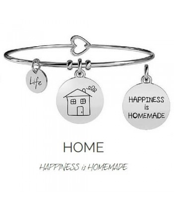 Bracciale Kidult Home/Happiness is homemade