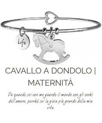Bracciale Kidult Cavallo a dondolo/Maternità 731080