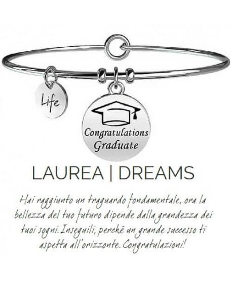 Bracciale Kidult Laurea/Dreams