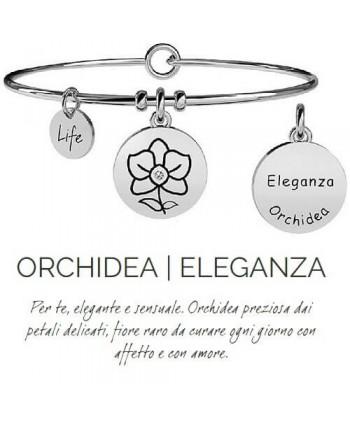 Bracciale Kidult Orchidea/Eleganza 231620