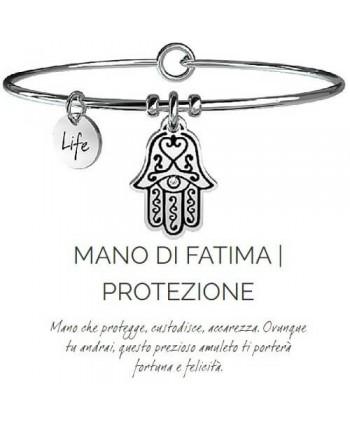 Bracciale Kidult Mano di Fatima/Protezione 231547