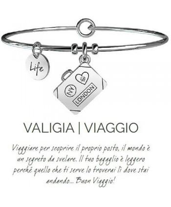 Bracciale Kidult Valigia/Viaggio 231543