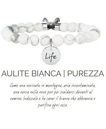 Bracciale Kidult Aulite bianca/Purezza 231528