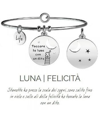 Bracciale Kidult Luna/Felicità 231657