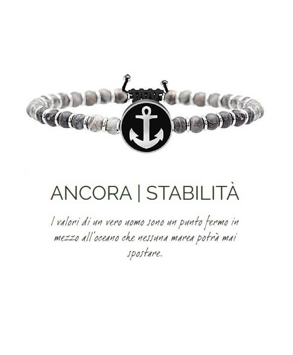 Bracciale Kidult Ancora/Stabilità 731217
