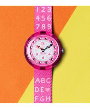 Orologio Flik Flak Pink AB34