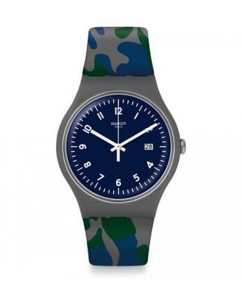 Orologio Swatch Camougreen