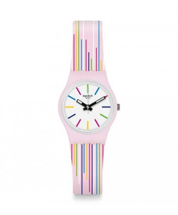 Orologio Swatch Pink Mixing Guimauve